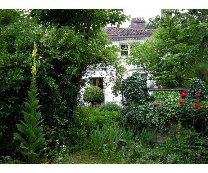 Au jardin de montfleuri h tels colodge for Camping au jardin