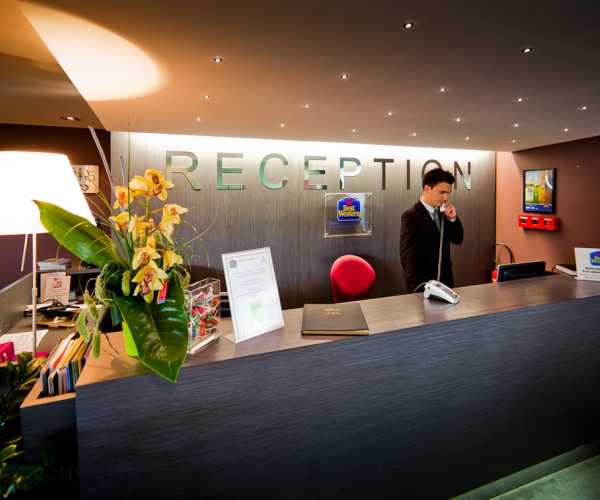 Best Western Hôtel Gergovie